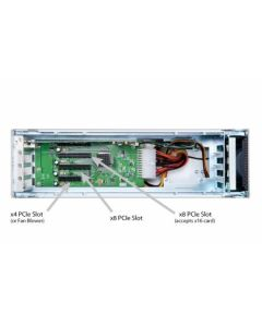 Magma ExpressBox 3T, 3 Slot Thunderbolt 2 to PCIe Expansion with rackmount kit for Mac Pro